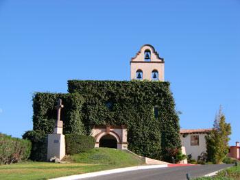 Church in Real Del Mar