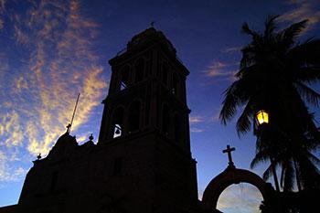 Mision in Loreto