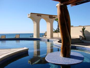 Pool in Las Ventanas
